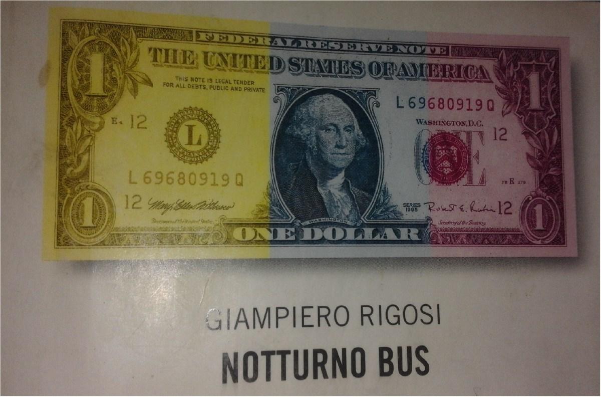 Notturno bus, la cupa Bologna nel noir di Giampiero Rigosi