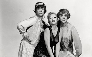 Some Like It Hot, il cast