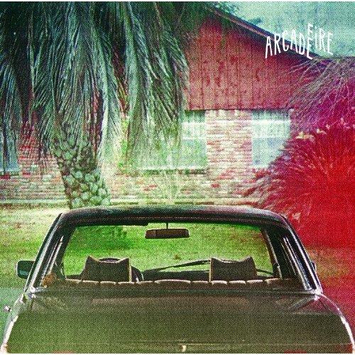 Arcade Fire, The Suburbs Cover