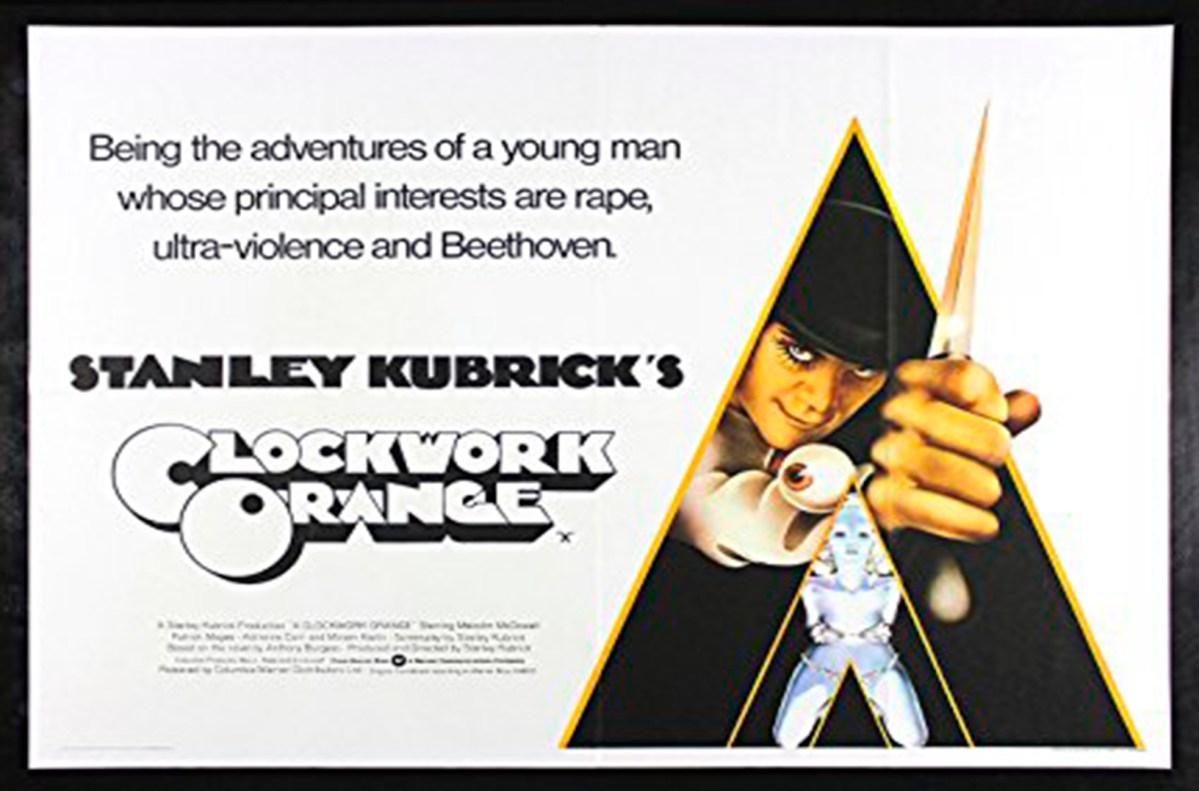 A Clockwork Orange - Arancia Meccanica, il film perfetto di Stanley Kubrick