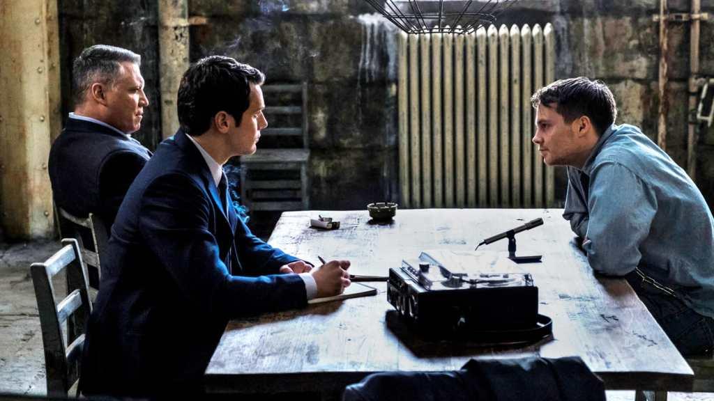 Mindhunter, una scena della serie tv