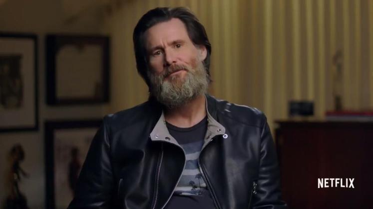 Jim & Andy. Un barbuto Jim Carrey racconta il suo rapporto con Andy Kaufman