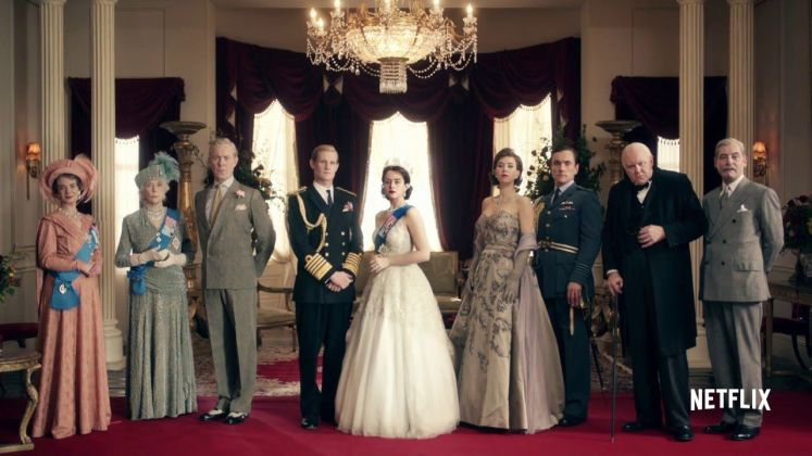 The Crown, il cast della serie Netflix
