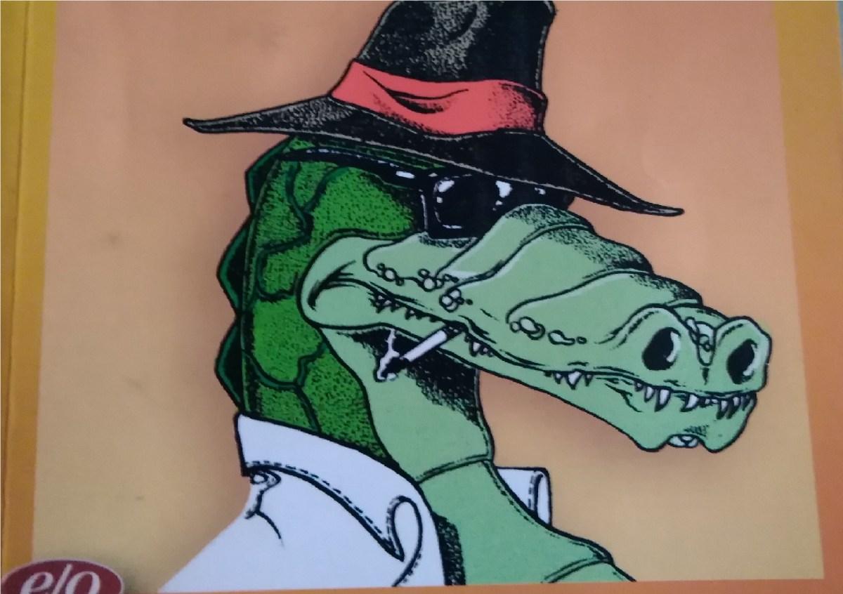 La verità dell'Alligatore. Lo Sherlock Holmes del nord - est nel noir italiano