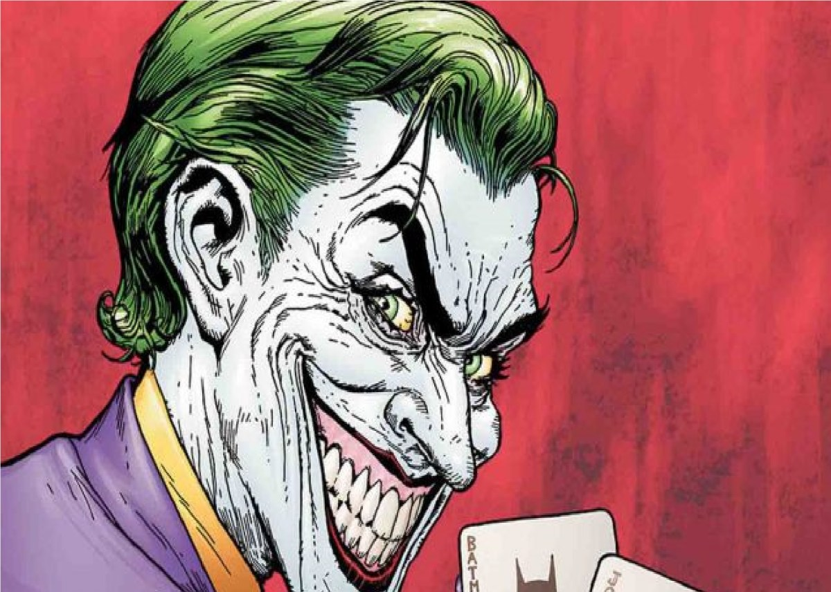 Joker L'uomo che ride (The Man Who Laughs). Il primo incontro fra Batman ed il pagliaccio di Gotham City