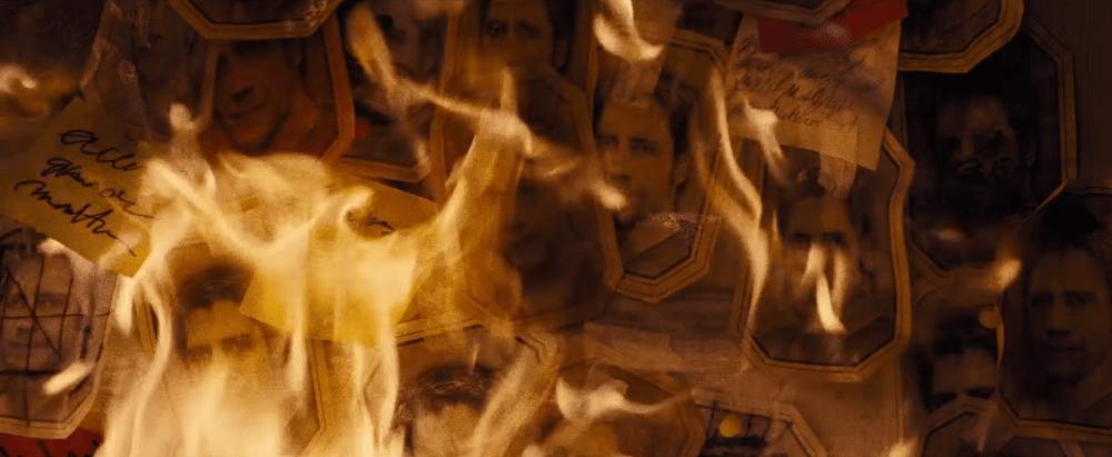 Mother! La distruzione nel film è caratterizzata dal fuoco