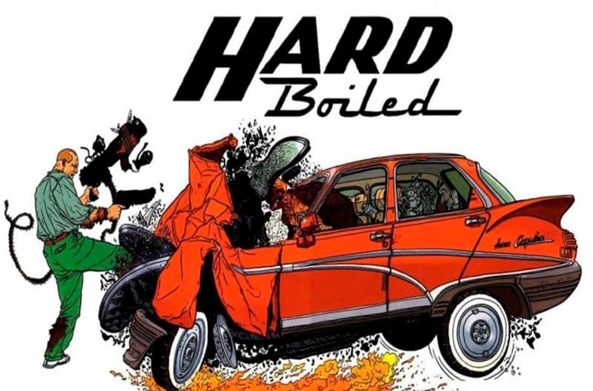 Hard Boiled di Frank Miller è un piccolo capolavoro