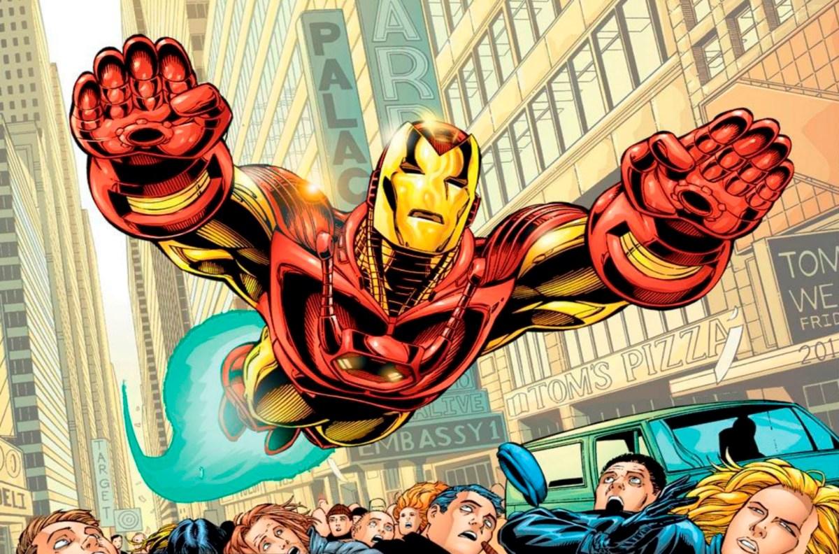 Iron Man, il figlio prediletto di Stan Lee