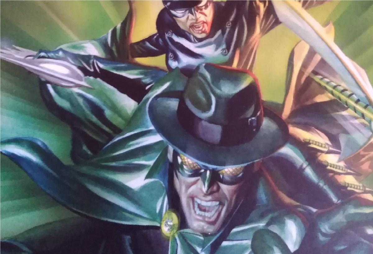 Green Hornet, il padre dei supereroi secondo Kevin Smith