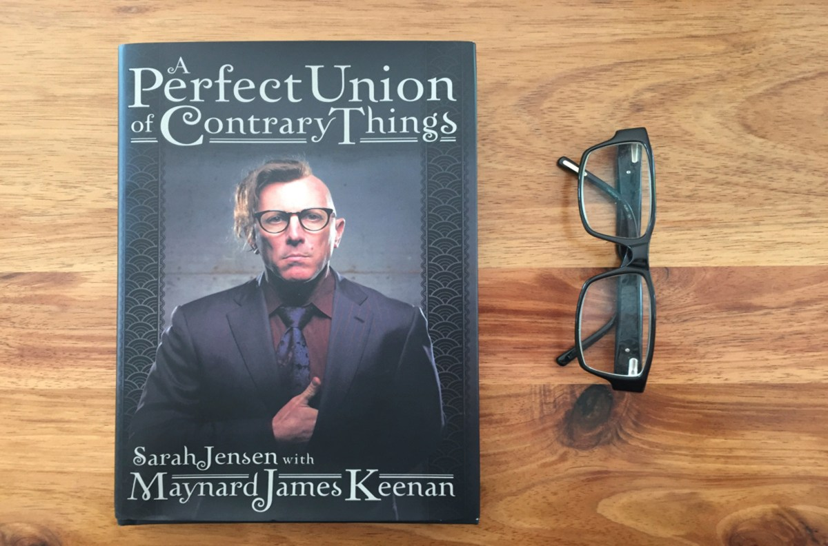 A Perfect Union Of Contrary Things - L'armonia Degli Opposti, la biografia di Maynard James Keenan