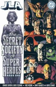 JLA The Secret Society of Super Heroes