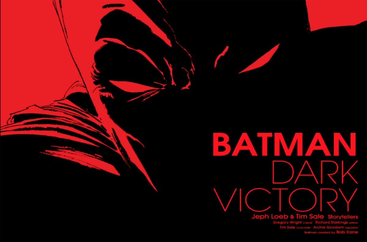 Batman, Dark Victory - Il secondo capitolo di Jeph Loeb e Tim Sale