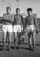 Storie di sport - Il trio Altafini - Angelillo - Sivori