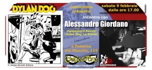 Incontro con Alessandro Giordano