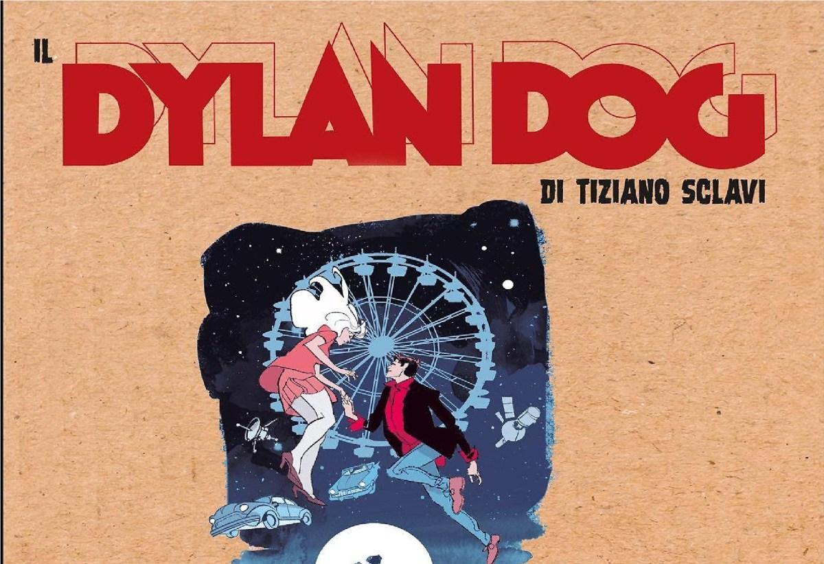 Dylan Dog (numero 74). L'addio più duro è quello dei sentimenti