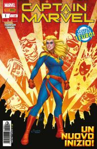 Captain Marvel - Un nuovo inizio