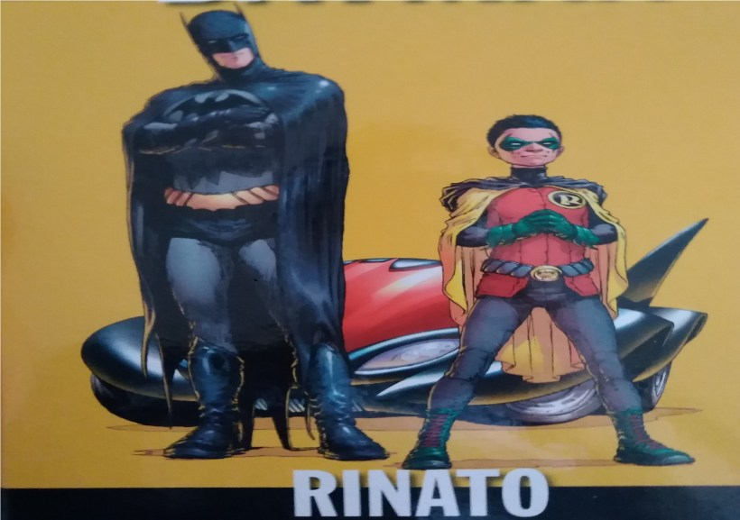 Batman Rinato