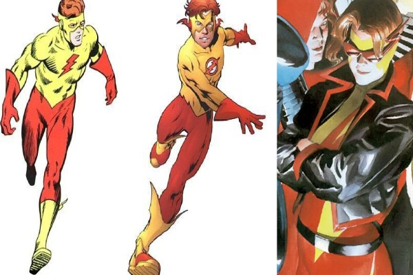 Una vita dietro le quinte - Kid Flash