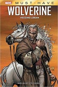 Wolverine Vecchio Logan