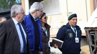 Photo of Eduardo Cabrita visita exercício internacional de Busca e Resgate da GNR no Seixal
