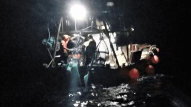 Photo of Operação de fiscalização apreende 400 kg de amêijoa ao largo de Setúbal