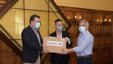 Photo of Fundação EDP entrega máscaras de proteção na Câmara Municipal do Montijo