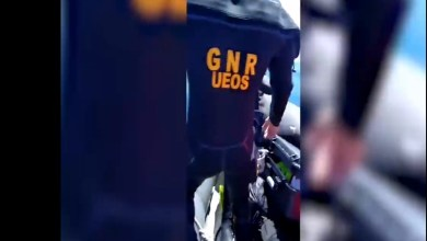 Photo of Exercício da GNR no Cabo Espichel teve 'companhia especial', descubra de quem