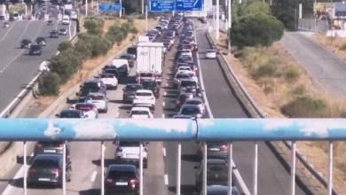 Photo of Despiste na saída da Ponte Vasco da Gama causa ferido ligeiro