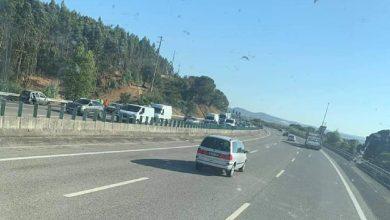 Photo of Despiste na A1 na zona da Azambuja com corte de vias