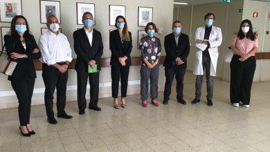 Photo of Covid-19: PSD esteve no Hospital Garcia da Orta para saber medidas de prevenção