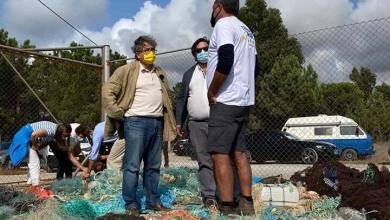 Photo of Voluntários recolheram seis toneladas de lixo nas praias entre Troia e Sines