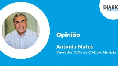 """Photo of Do """"paraministro"""" Costa Silva à administração municipal de Almada, a mesma falta de uma visão para o desporto"""