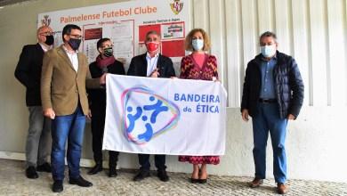 """Photo of Palmelense recebeu """"com orgulho"""" a Bandeira da Ética"""