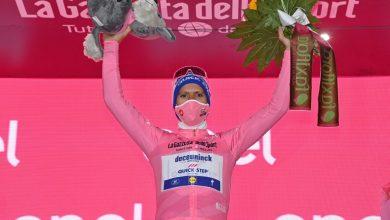 Photo of João Almeida continua na liderança a quatro dias do fim do Giro de Itália