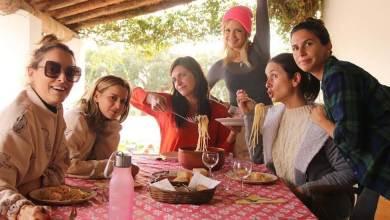 Photo of Férias de Margarida Vila-Nova, Maria João Bastos, Inês Castel-Branco e outras atrizes gera contestação