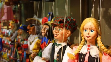 Photo of Festival 'Manobras – Marionetas e Formas Animadas' volta à Baixa da Banheira