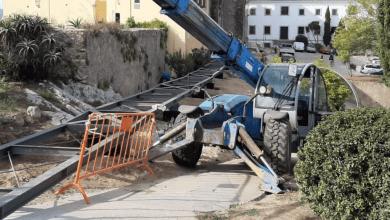 Photo of Carlos Sousa volta ao ataque às obras no Castelo de Palmela