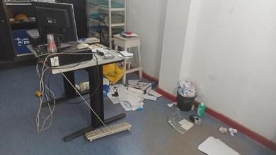 Photo of Escola de Futebol do União Sport Club assaltada e vandalizada