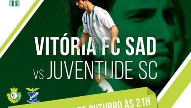 Photo of Covid-19: Vitória de Setúbal adia jogo contra o Juventude de Évora