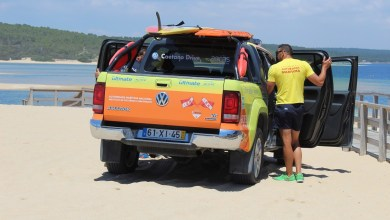 Photo of Morte na Costa da Caparica assola domingo