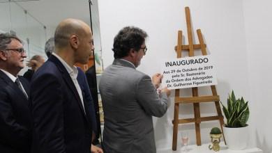 Photo of Bastonário da Ordem dos Advogados inaugura escritório de PEC no Seixal