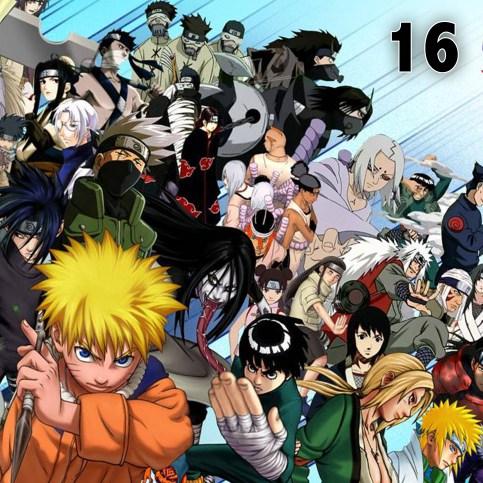 Recensione Naruto
