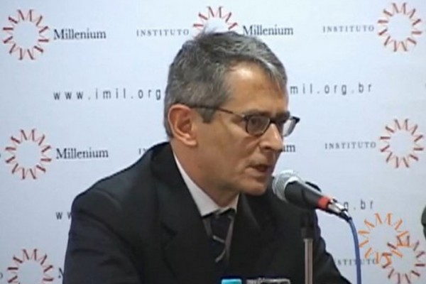 Otávio Frias Filho no Instituto Millenium