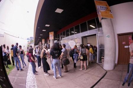 Vila Cultural Cora Coralina fica na Rua 3, s/n - St. Central, em Goiânia (Fotos: Diovanely Abreu)