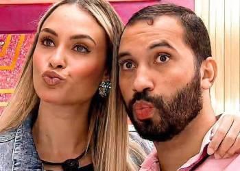 Sarah Andrade e Gil do Vigor -Instagram/sarah_andrade