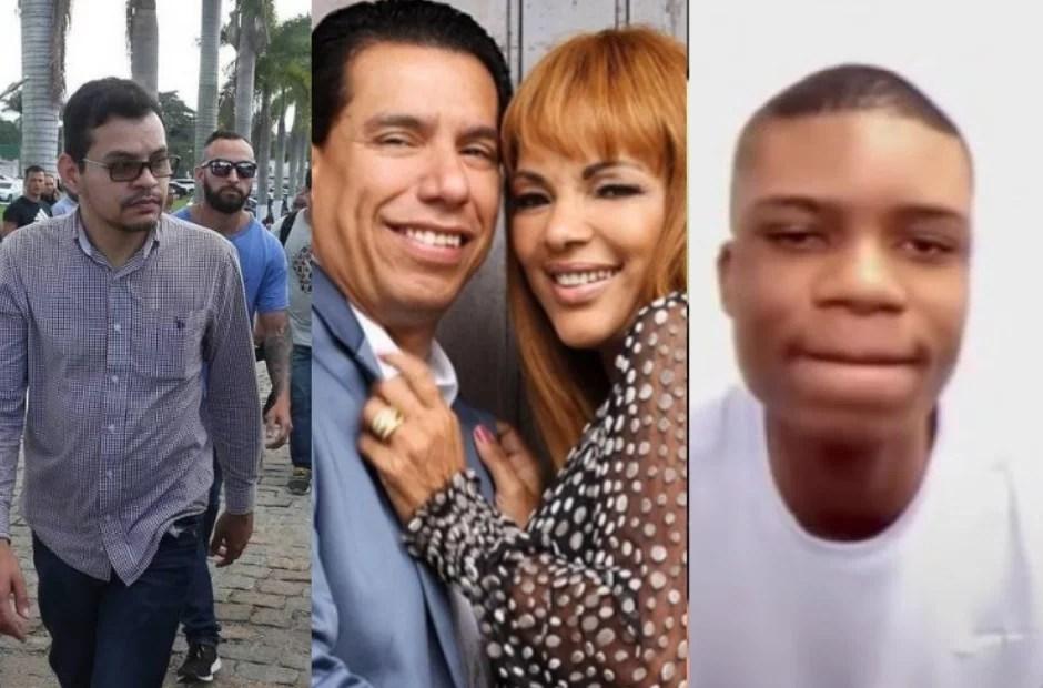Flordelis tentou convencer filho a assumir assassinato de Anderson | Diário  do Estado