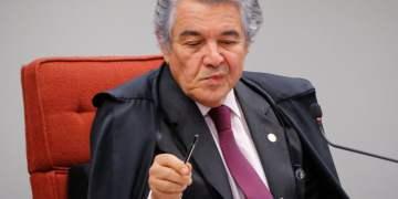 Sessão da primeira turma do STF , ministro Marco Aurelio Mello. Brasilia, 20-06-2017. Foto: Sérgio Lima/PODER 360
