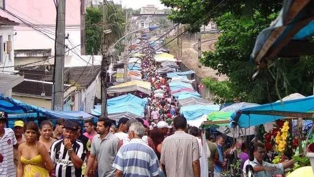 Feira de Duque de Caxias - Um Shopping a Céu Aberto - Diário do Rio de  Janeiro