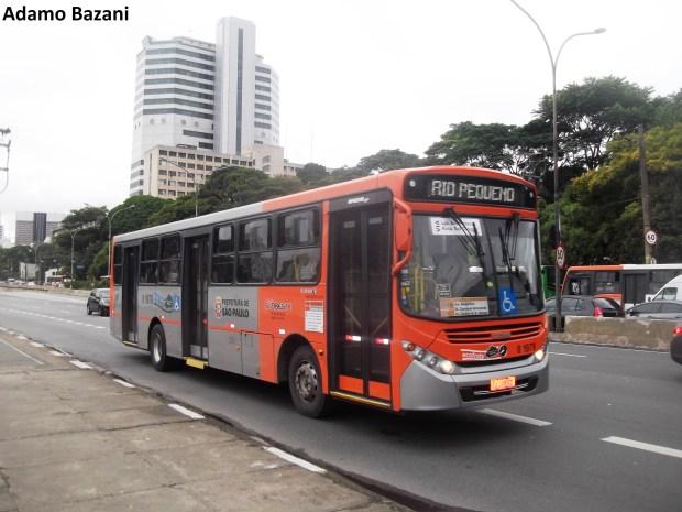 licitação ônibus São Paulo