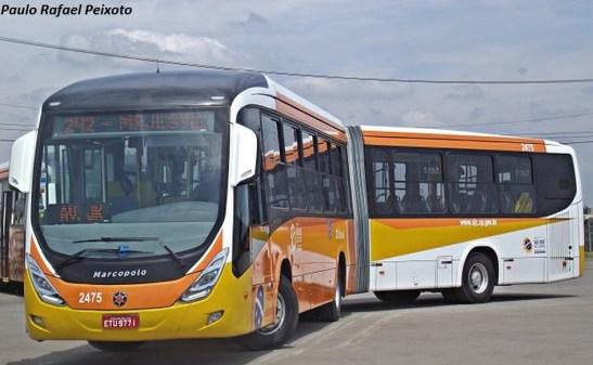 ônibus viale brt